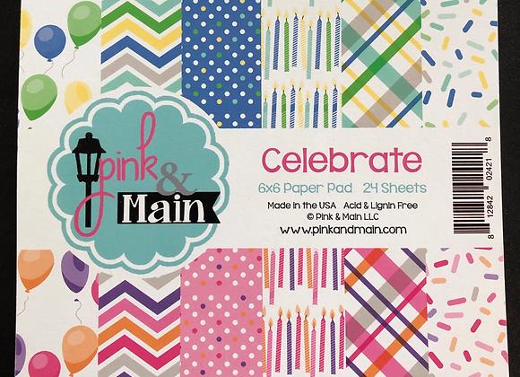 Celebrate Paper Pad