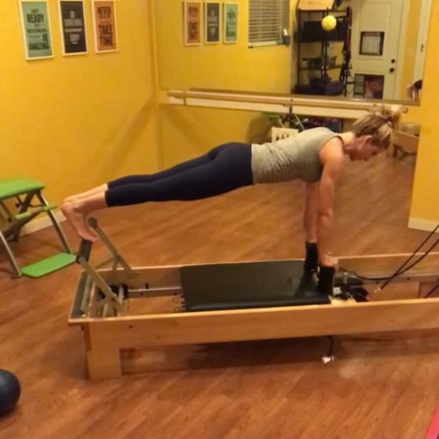 Private Pilates Lessons