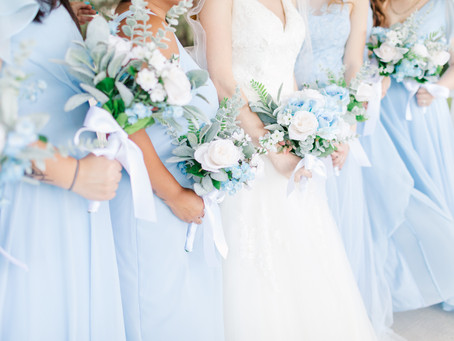 A Southern Belle marries her Prince Charming at Berkeley Country Club