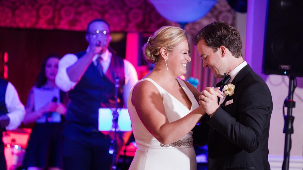 Mr. and Mrs. Daniel Murphy