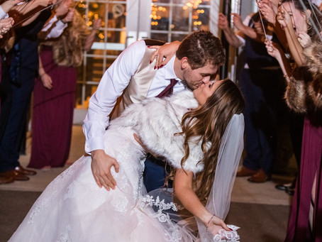 Plymouth, Michigan's Christmas Dream Wedding for Mr. and Mrs. Wilkin