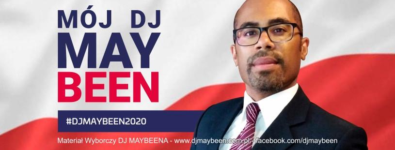 Prezydent DJ Maybeen