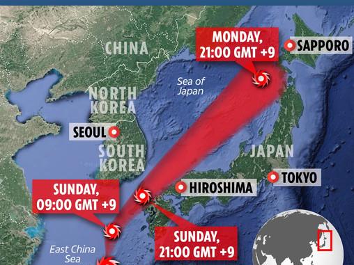Typhoon Tapah