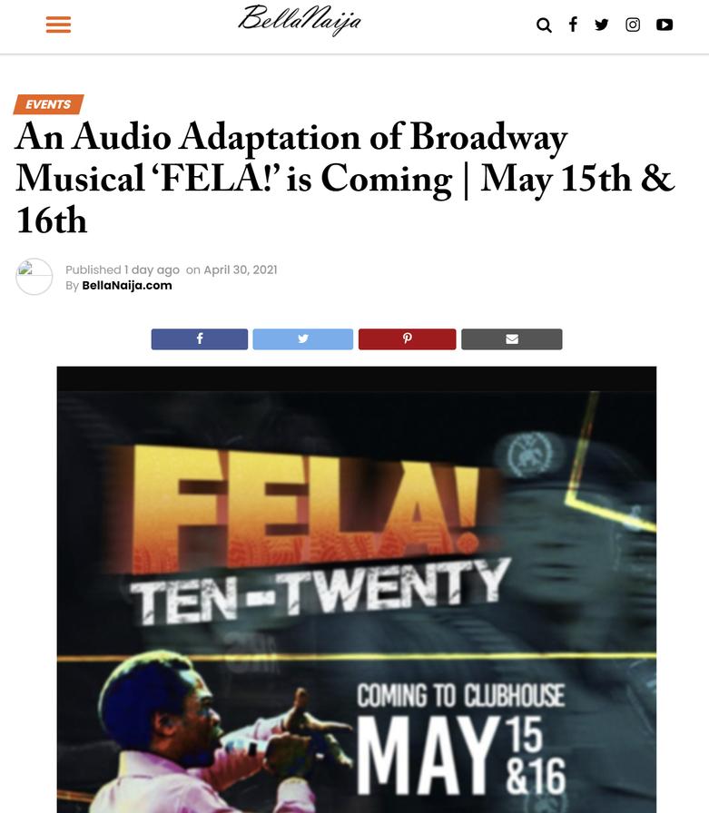 BellaNaija Article