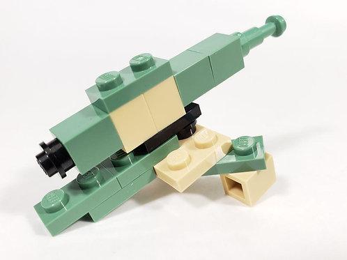 American 240 mm howitzer