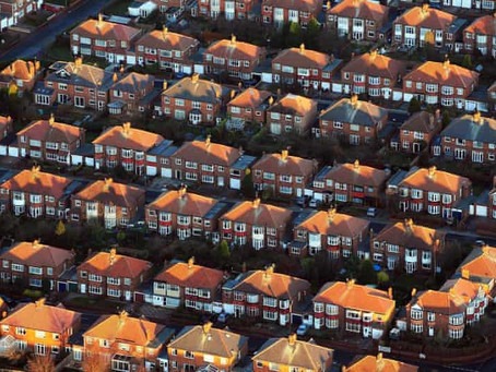 UK House Prices rise by most since 2014!