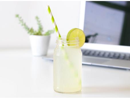 Healthy Lemonade Recipe