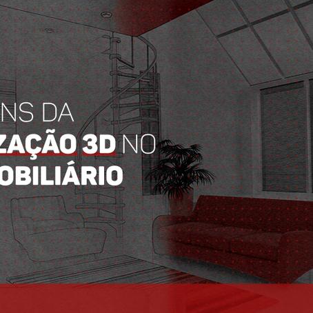 VANTAGENS DA VISUALIZAÇÃO 3D NO RAMO IMOBILIÁRIO