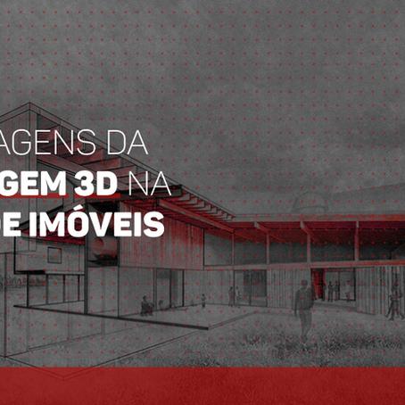 AS VANTAGENS DA MODELAGEM 3D NA VENDA DE IMÓVEIS