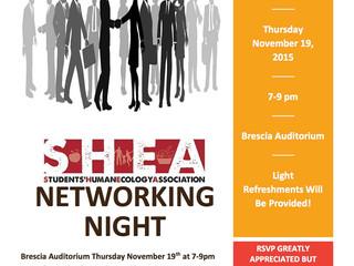 SHEA's Networking Night