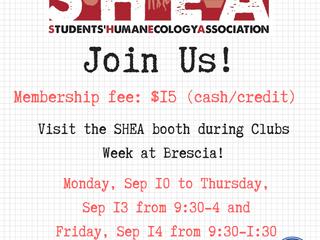 Join SHEA!