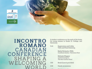 Shaping a Welcoming World Conference