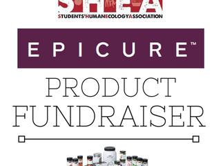 Epicure Product Fundraiser