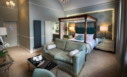 The Shrubbery Bridal Suite