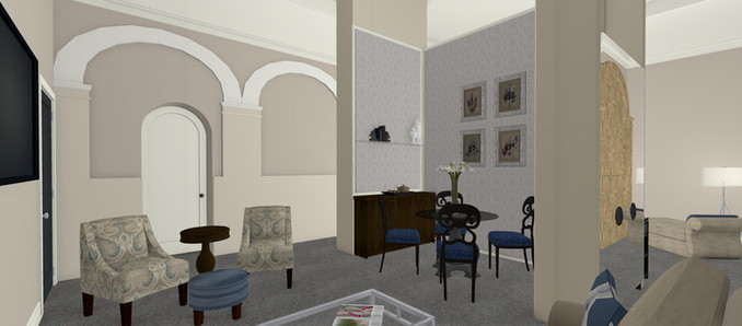 The Shrubbery Family Suite