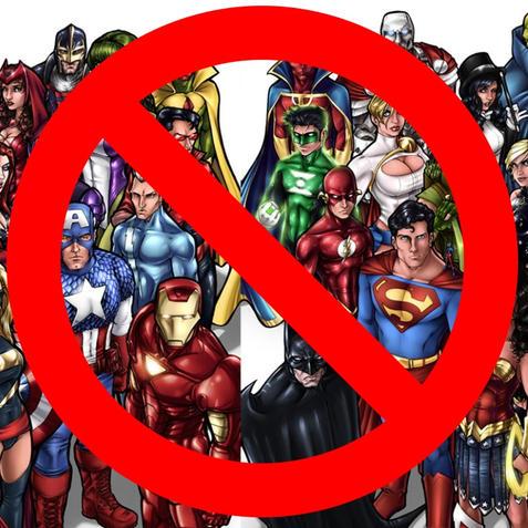 So Long, Superheroes?