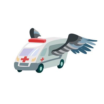 Traslado en ambulancia