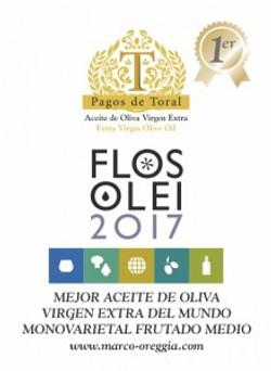 FLOSOLEIのアワードザベストエクストラバージンオリーブオイル