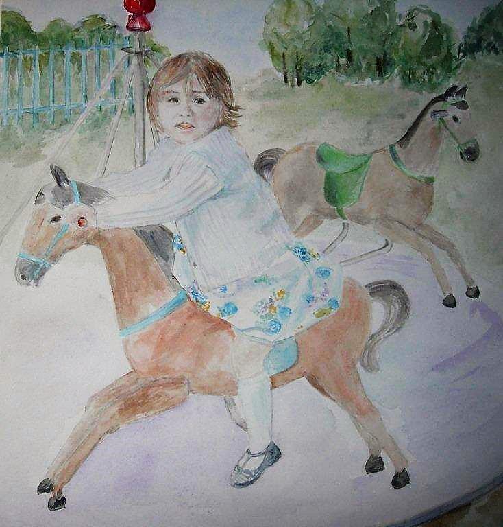 Anne petite fille