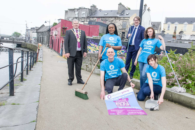 Galway City Big Clean Up
