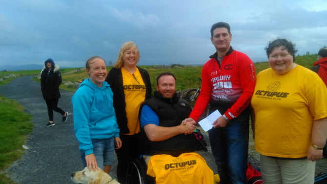 Galway Triathlon Club – Supporting the Community