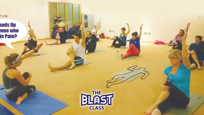 The BLAST Class session 2 - Sun 19th