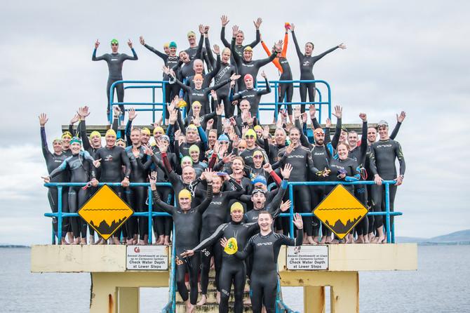GTC Charity Prom Swim a Huge Success