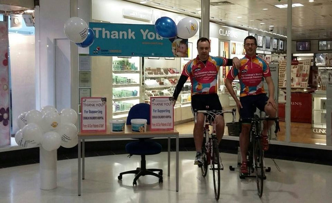 32 Counties Cycle for Crumlin