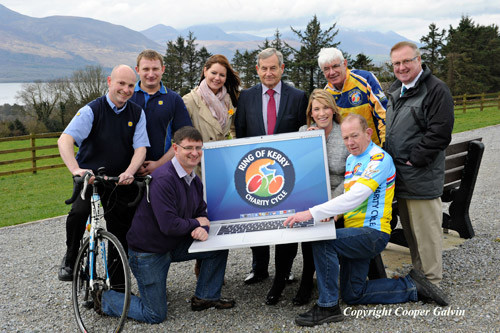Ring of Kerry Charity Cycle, 04/07/15