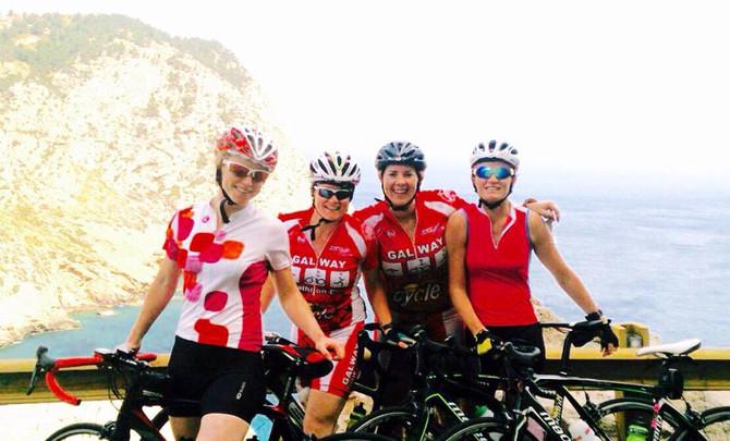 Women's Cycling Series Update
