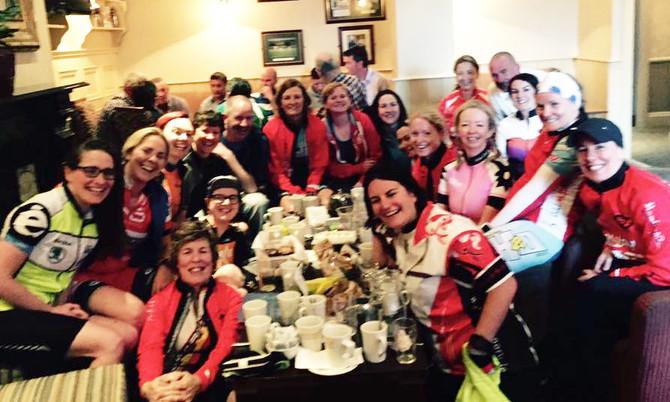 Galway Women's Cycling Series Winners