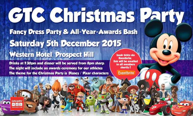 GTC Disney Special - Christmas Party