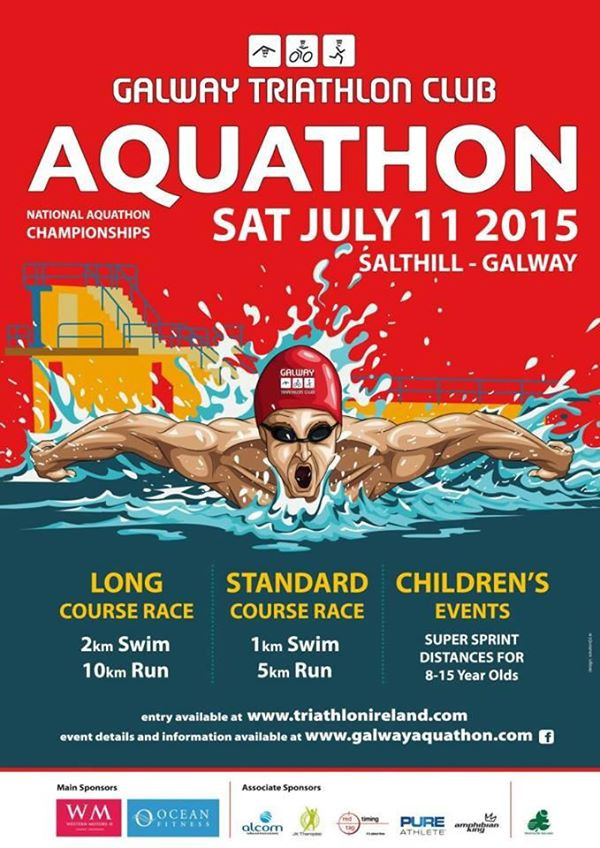 Check out our Cool Aquathon Poster!