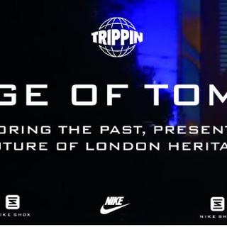 Nike x Trippin