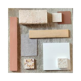 L'instant - Stamp matériaux