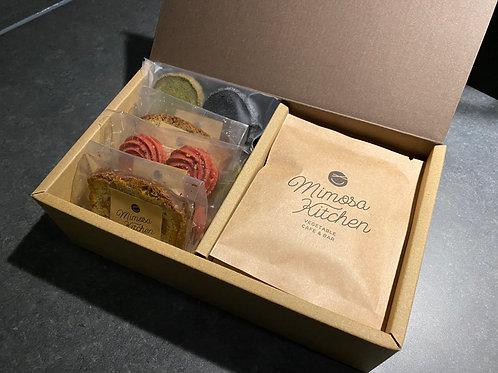 Mimosa Kitchenのお菓子とスペシャリティーコーヒーの詰め合わせS