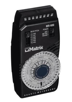 Matrix Deluxe MR600 Metronome