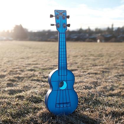 Outdoor Soprano Blue Nickel
