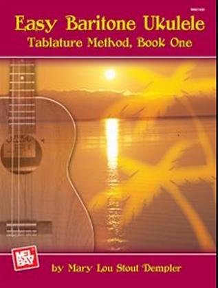 Easy Baritone Ukulele (Book)