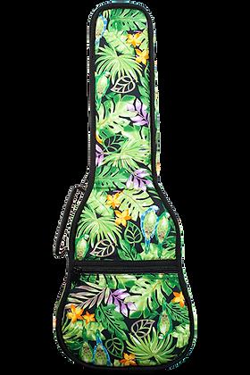 Green Hawaiian Concert Bag