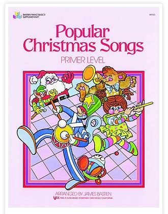 Bastien Popular Christmas Songs
