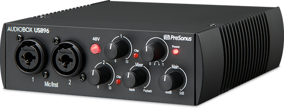 AudioBox USB96 Audio Workstation
