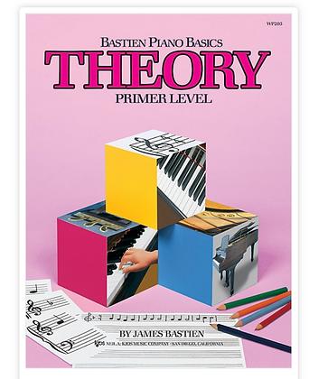 Bastien Piano Basics: Theory