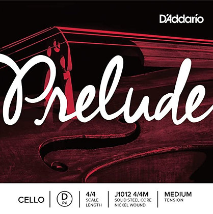 Prelude Cello Single D String
