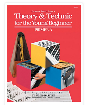 Bastien Theory and Technic for the Young Beginner