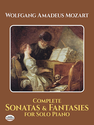 Mozart-Complete Sonatas and Fantasies for Solo Piano