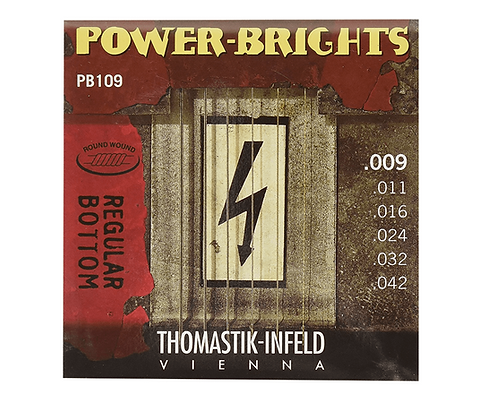 Thomastik Power Brights Electric Strings