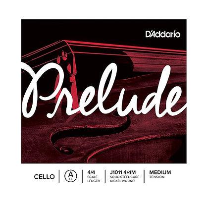 Prelude Cello Single A String