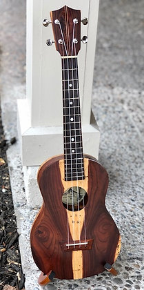 All Solid Cocobolo Tenor Ukulele