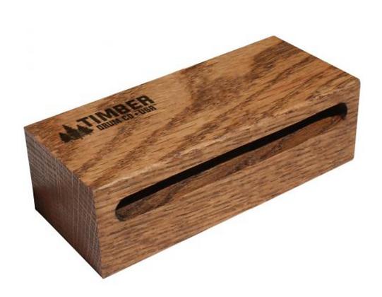 Timber Drum Small Wood Block